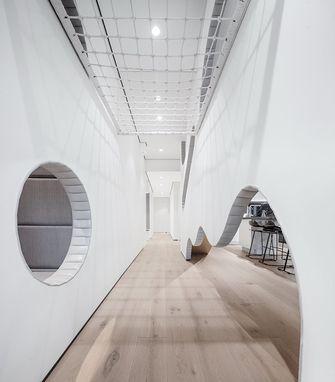50平米小户型英伦风格走廊欣赏图