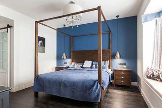 120平米三室两厅法式风格卧室装修图片大全