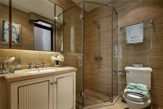 90平米三室两厅新古典风格卫生间图