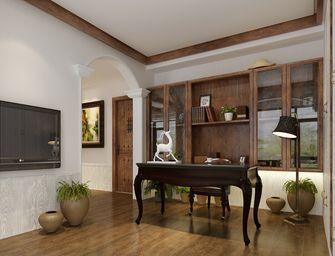 110平米田园风格书房装修案例