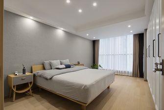 140平米四室两厅日式风格卧室设计图