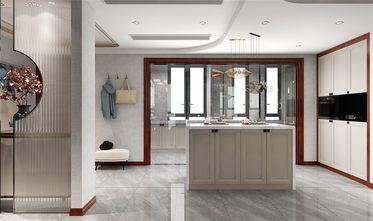 140平米四室三厅中式风格厨房效果图