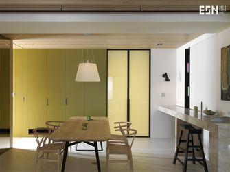 富裕型140平米四室三厅日式风格餐厅装修图片大全