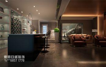 140平米别墅现代简约风格影音室装修图片大全