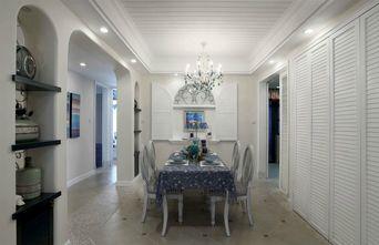 120平米三室两厅欧式风格餐厅图片大全