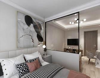 30平米超小户型北欧风格卧室装修图片大全