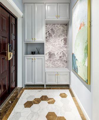 110平米三室一厅美式风格储藏室欣赏图