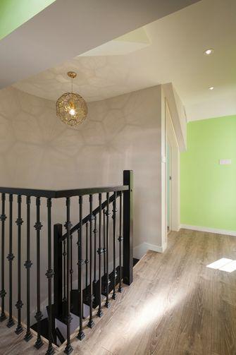 140平米复式混搭风格楼梯效果图