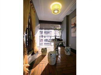 经济型120平米三室两厅新古典风格阳光房装修效果图