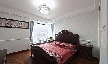 120平米三地中海风格卧室欣赏图