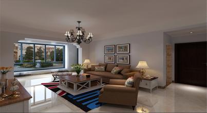 100平米三室一厅地中海风格客厅装修图片大全