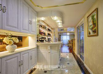 富裕型80平米复式美式风格走廊装修案例