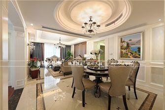 20万以上140平米四室两厅新古典风格餐厅图片大全