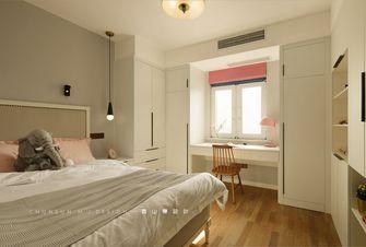 100平米三室一厅北欧风格儿童房效果图