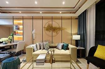 90平米三室两厅田园风格储藏室装修案例