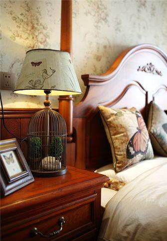 120平米一室一厅新古典风格卧室图