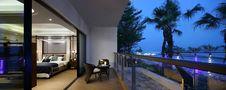 70平米一室一厅中式风格阳台设计图