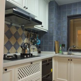 140平米三宜家风格厨房设计图