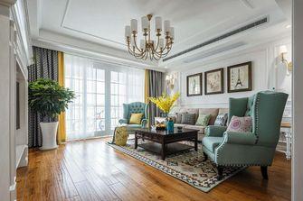 10-15万130平米四室四厅法式风格客厅图片