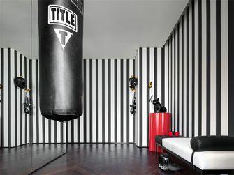140平米复式混搭风格健身室装修效果图