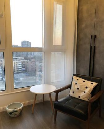 70平米现代简约风格阳台欣赏图