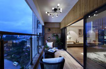 130平米三现代简约风格阳台装修案例