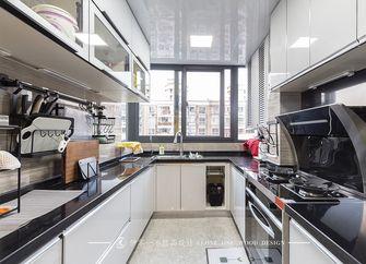 10-15万90平米现代简约风格厨房图片