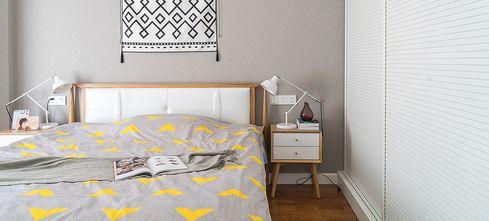 50平米新古典风格卧室效果图