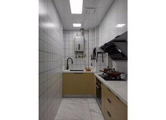 110平米三室一厅北欧风格厨房装修案例