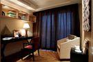 120平米四室两厅东南亚风格书房装修图片大全