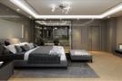 120平米公寓中式风格卧室图