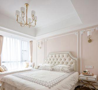 60平米公寓欧式风格卧室装修效果图