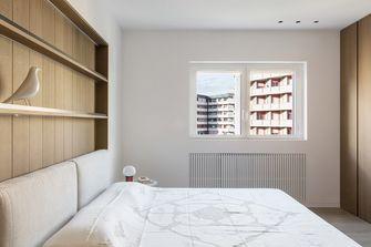 70平米现代简约风格卧室装修案例
