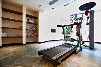 20万以上140平米别墅东南亚风格健身室欣赏图