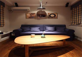 经济型110平米三北欧风格影音室装修案例