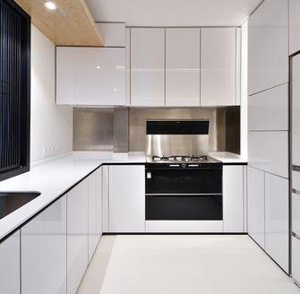 120平米四北欧风格厨房效果图
