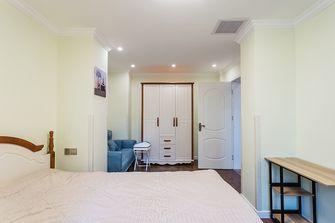 140平米三室三厅地中海风格卧室图