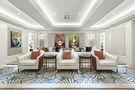 140平米别墅新古典风格影音室装修图片大全