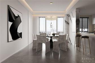 豪华型140平米复式混搭风格餐厅装修图片大全