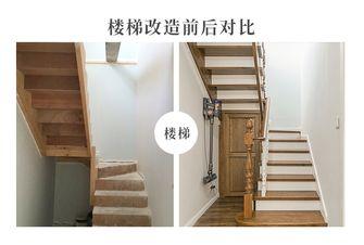 富裕型140平米复式美式风格楼梯装修图片大全