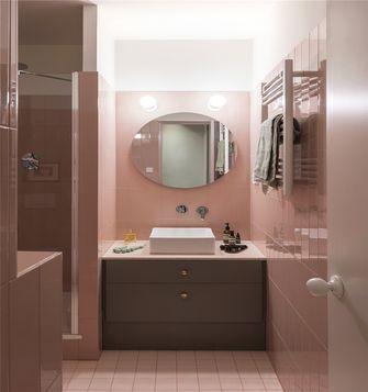 60平米公寓欧式风格卫生间效果图