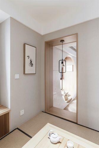 5-10万120平米三室两厅日式风格阳光房图