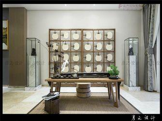 120平米三室两厅中式风格阳光房装修图片大全