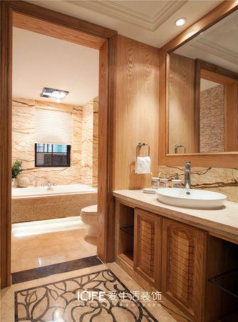 经济型80平米三室两厅地中海风格梳妆台欣赏图