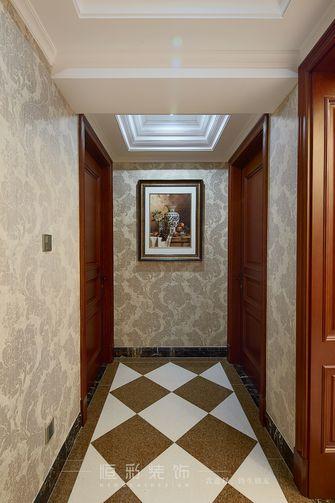 20万以上140平米四室三厅美式风格走廊装修案例