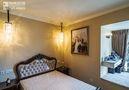 120平米三室两厅欧式风格卧室背景墙图片