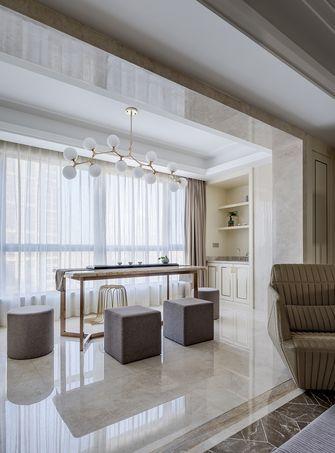 130平米三室两厅欧式风格阳台设计图