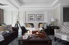 140平米三室两厅现代简约风格现代简约家具设计图