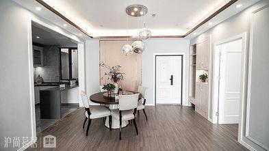100平米三室两厅美式风格餐厅效果图