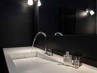 60平米公寓现代简约风格卫生间图片